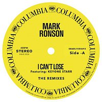 Mark Ronson, Keyone Starr – I Can't Lose (Remixes) - EP