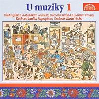 Různí interpreti – U muziky 1 To nejlepší z české dechovky / Vacek , Vejvoda , Poncar ,..