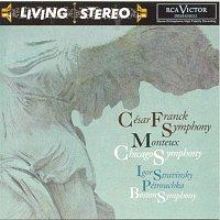 Pierre Monteux, César Franck – Franck: Symphony, Stravinsky: Petrouchka