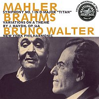 Bruno Walter, Johannes Brahms, New York Philharmonic Orchestra – Mahler : Symphonie n° 1 - Walter