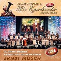 Přední strana obalu CD Zu Ehren unseres ehemaligen Orchesterchefs Ernst Mosch