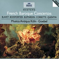 Musica Antiqua Koln, Reinhard Goebel – French Baroque Concertos