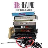 Přední strana obalu CD 80s Rewind
