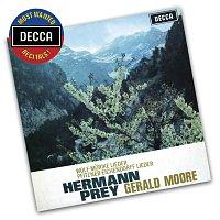 Hermann Prey, Gerald Moore – Wolf: Morike-Lieder / Pfitzner: Eichendorff Lieder / Richard Strauss: Lieder