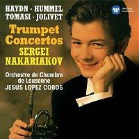 Sergei Nakariakov, Orchestre de Chambre de Lausanne & Jesús López-Cobos – Haydn, Hummel, Tomasi & Jolivet: Trumpet Concertos