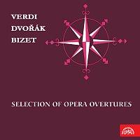 Roger Désormiére, Antonio Pedrotti – Operní předehry (Verdi, Dvořák, Bizet)