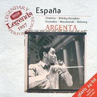 London Symphony Orchestra, L'Orchestre de la Suisse Romande, Ataúlfo Argenta – Debussy / Granados / Rimsky-Korsakov etc.: Images / Spanish Dance No.5 / Capriccio Espagnol etc.