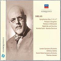 London Symphony Orchestra, Anthony Collins, Danish Radio Symphony Orchestra – Sibelius: Symphonies 5, 6 & 7; Pohjola's Daughter; Pelléas et Mélisande