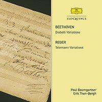 Paul Baumgartner, Erik Then-Bergh – Beethoven: Diabelli Variations / Reger: Telemann Variations