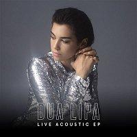 Přední strana obalu CD Live Acoustic EP