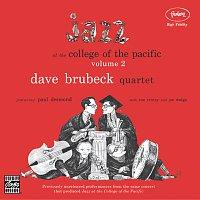 Přední strana obalu CD Jazz At The College Of The Pacific, Vol. 2
