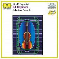 Přední strana obalu CD Paganini: 24 Capricci