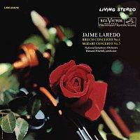 Jaime Laredo, Howard Mitchell, Max Bruch, Washington National Symphony Orchestra – Bruch: Violin Concerto in G Minor, Op. 26 - Mozart: Violin Concerto No. 3 in G Major, K. 216