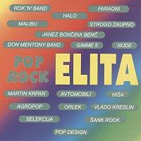 Přední strana obalu CD Pop Rock Elita