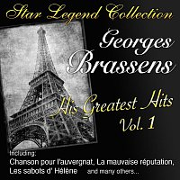 Georges Brassens – Star Legend Collection: His Greatest Hits Vol. 1