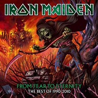 Iron Maiden – From Fear To Eternity The Best Of 1990-2010 LP