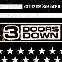 Přední strana obalu CD Citizen Soldier
