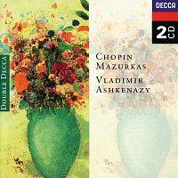 Přední strana obalu CD Chopin: Mazurkas