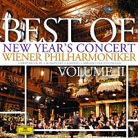 Přední strana obalu CD Best of New Year's Concert - Vol. II