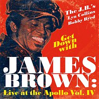 Přední strana obalu CD Get Down With James Brown: Live At The Apollo Vol. IV