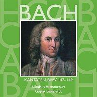 Nikolaus Harnoncourt – Bach, JS : Sacred Cantatas BWV Nos 147 - 149