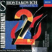 Royal Philharmonic Orchestra, Vladimír Ashkenazy – Shostakovich: Symphony No.2/Festival Overture/Song of the Forests, etc.