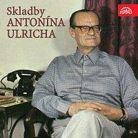 Přední strana obalu CD Skladby Antonína Ulricha