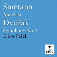 Royal Liverpool Philharmonic Orchestra, Libor Pešek, Czech Philharmonic Orchestra – Smetana: Má Vlast - Dvorák: Czech Suite & Symphony No.4