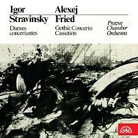 Pražský komorní orchestr – Stravinskij: Koncertantní tance, Fried: Gotický koncert, Kasace