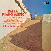 Alicia de Larrocha – Falla: Piano Music