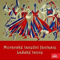 Různí interpreti – Slavický: Moravské taneční fantasie, Janáček: Lašské tance