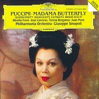Mirella Freni, José Carreras, Teresa Berganza, Juan Pons, Anthony Laciura – Puccini: Madama Butterfly - Highlights