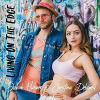 Přední strana obalu CD Living on the Edge