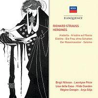 Birgit Nilsson, Leontyne Price, Lisa della Casa – Richard Strauss Heroines