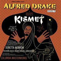 Přední strana obalu CD Kismet: A Musical Arabian Night (Original Broadway Cast Recording)
