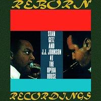 Přední strana obalu CD Stan Getz and J.J. Johnson at the Opera House (HD Remastered)