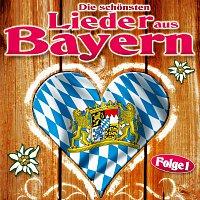 Různí interpreti – Die schonsten Lieder aus Bayern