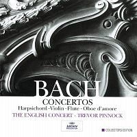 The English Concert, Trevor Pinnock – J.S. Bach: Concertos for solo instruments