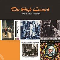 Přední strana obalu CD Classic Album Selection