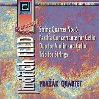Pražákovo kvarteto – Feld: Skladby pro smyčce