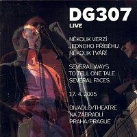 DG 307 – Live (Divadlo Na zábradlí 17.4.2005)