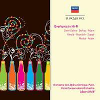 Orchestra Of The Opera Comique Paris, Paris Conservatoire Orchestra, Albert Wolff – Overtures In Hi-Fi