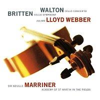 Julian Lloyd Webber, Academy of St. Martin in the Fields, Sir Neville Marriner – Britten: Cello Symphony / Walton: Cello Concerto