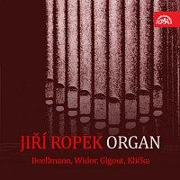 Jiří Ropek – Jiří Ropek - varhany (Boellmann, Widor, Gigout, Klička)