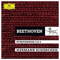 """Přední strana obalu CD Beethoven: Symphonies No. 3 """"Eroica"""" & No. 5"""