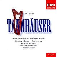 Dietrich Fischer-Dieskau, Orchester Der Staatsoper Berlin, Franz Konwitschny – Wagner: Tannhauser [Dresdner Fassung]