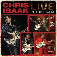 Přední strana obalu CD Live In Australia