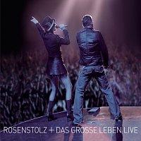 Přední strana obalu CD Das grosse Leben - Live