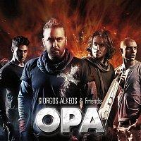 Přední strana obalu CD OPA