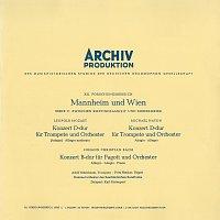 Adolf Scherbaum, Fritz Henker, Chamber Orchestra of the Saarlandischen Rundfunk – Mozart, L. / Haydn, M. / Bach, J.C. / Telemann: Trumpet Concertos